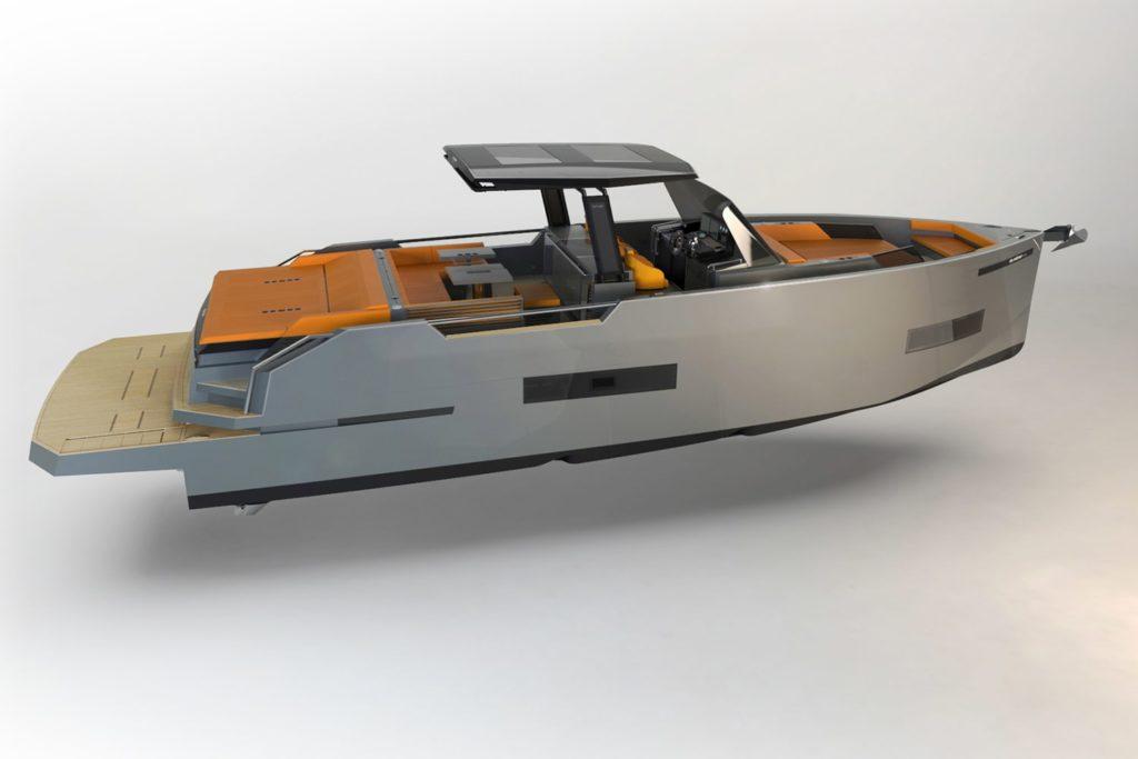 De Antonio Yachts_D46 Walkaround_Render 1-min